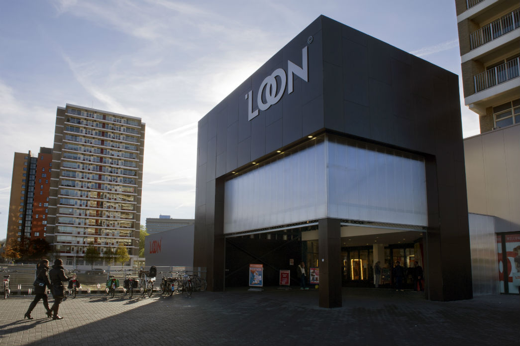Razendsnel acteren na verzakking winkelcentrum 't Loon Heerlen