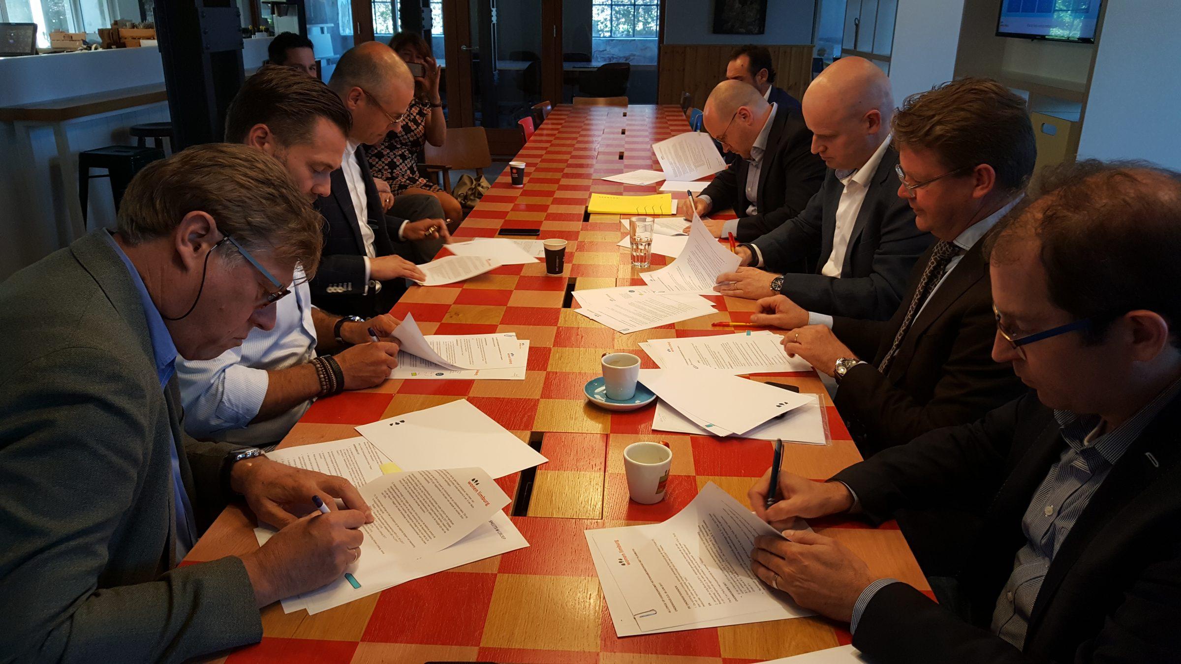 Wonen Limburg zet volgende stap in ketensamenwerking niet planmatig onderhoud